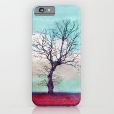 ATMOSPHERIC TREE | Longing for spring iPhone 6s Slim Case