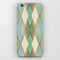 MCM Argyle iPhone & iPod Skin