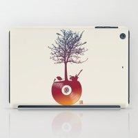 Vinyl Tree 2 iPad Case