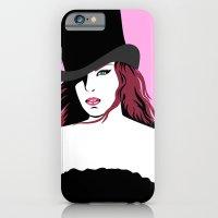 iPhone & iPod Case featuring Belinda - Utopia by Angelus