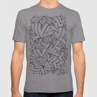 And Another Flock Mens Fitted Tee Athletic Grey SMALL