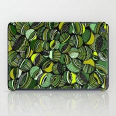 Aristoloschia Green iPad Case