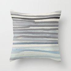 Salton Sea Throw Pillow