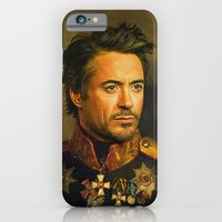 Robert Downey Jr. - replaceface iPhone 6 Slim Case