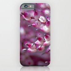 Pink Romance iPhone 6 Slim Case
