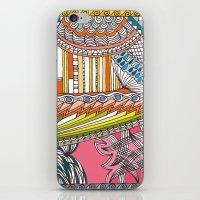 C13 Doodle 6 iPhone & iPod Skin
