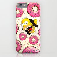 We Love Donuts - for iphone iPhone 6 Slim Case