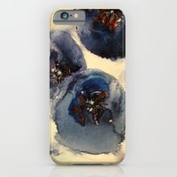 Bluberries iPhone 6 Slim Case