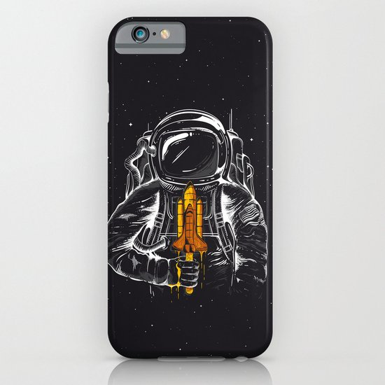 Space Popscicle iPhone & iPod Case