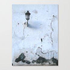 Cracked Canvas Print