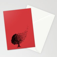 Autumn Birds Stationery Cards