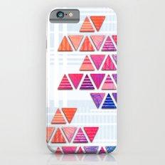 Triangular composition #3 iPhone 6 Slim Case