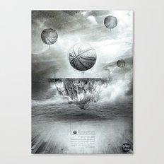 1891 - Basketball Canvas Print