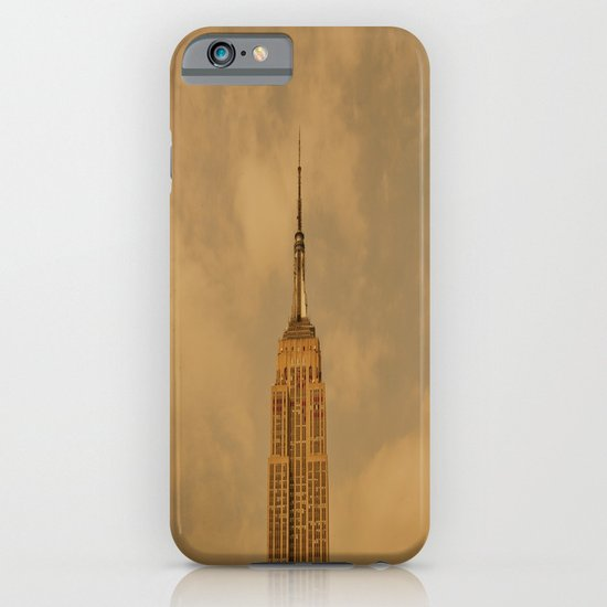 Empire State Isolation (for devices) iPhone & iPod Case