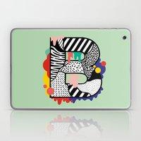 B for ... Laptop & iPad Skin