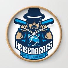 Albuquerque Heisenberg's Wall Clock