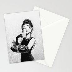 breakfast with Tiffany Stationery Cards