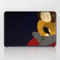 Me and my bird iPad Case