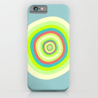 iPhone & iPod Case featuring Circles by akamundo