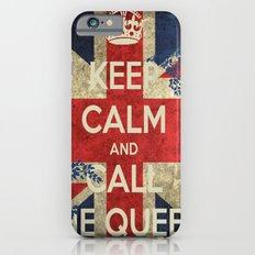 Queeny iPhone 6s Slim Case