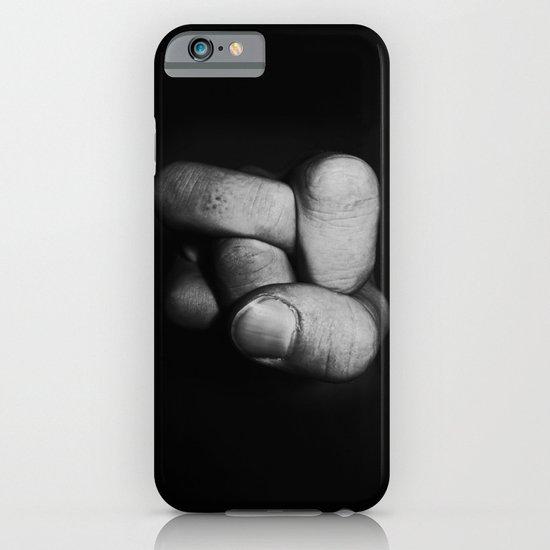 Tangled fist iPhone & iPod Case