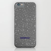 iPhone & iPod Case featuring Trail Status / Stone Grey by MSTRPLN®