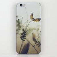pine wings iPhone & iPod Skin