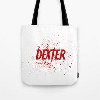 Dexter#01 Tote Bag