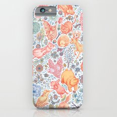 Into the forest iPhone 6 Slim Case