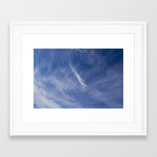 A summers Day Framed Art Print