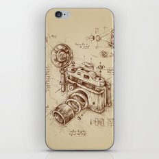 Moment Catcher iPhone & iPod Skin
