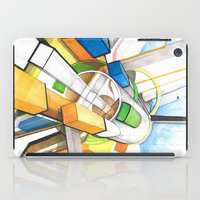 geometry iPad Case