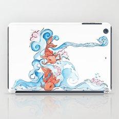 Aqua iPad Case