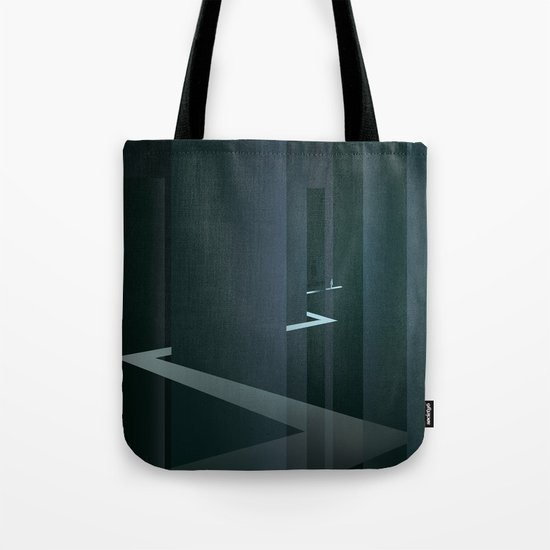 Smooth Minimal - Silver Surfer Tote Bag