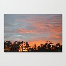 Observatory Sky  Canvas Print
