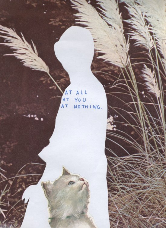 At all at you at nothing Art Print