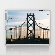 Bay Bridge Laptop & iPad Skin