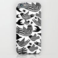 Flying iPhone 6 Slim Case