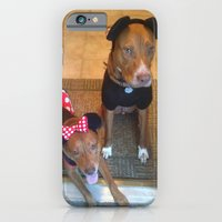 Mickey and Minnie iPhone 6 Slim Case