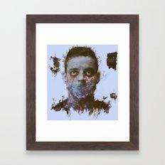 hello friend Framed Art Print