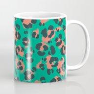 Leopard Print #1 Mug