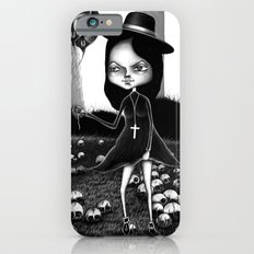 Ride on Lawn iPhone 6 Slim Case