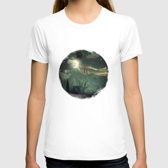 The Owl That Stole the Moon T-shirt