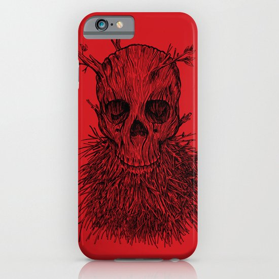 The Lumbermancer iPhone & iPod Case
