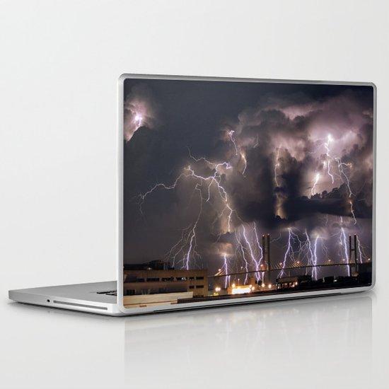 Talmadge Thunder Laptop & iPad Skin