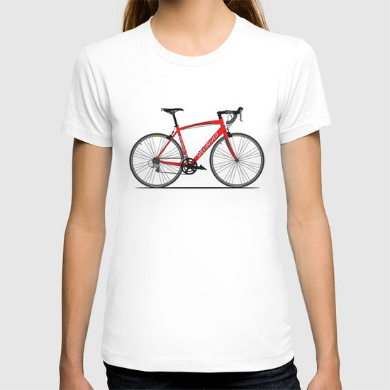 Specialized Racing Road Bike T-shirt