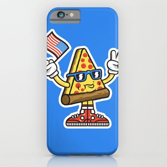 Pizza Party iPhone & iPod Case