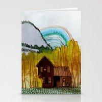 Landscapes / Nr. 3 Stationery Cards
