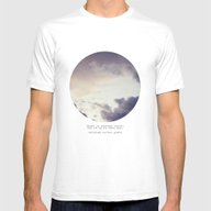 There Is Another World Mens Fitted Tee White SMALL