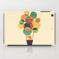 Whimsical Hot Air Balloon iPad Case
